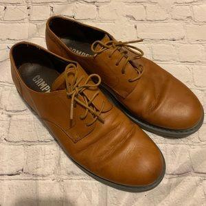 Camper Men's 9/43 Ultralight Neuman Brown Leather